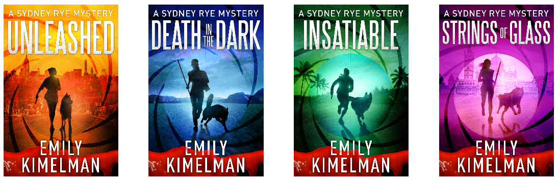 Emily Kimelman Independent Authors International